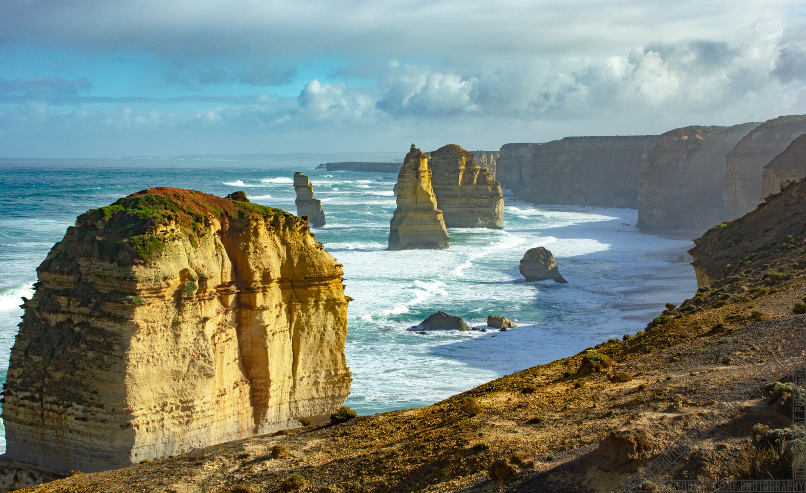 Twelve Apostles South Australia SA018