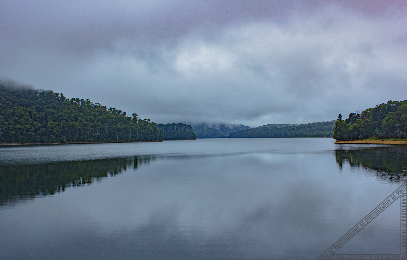 Maroondah Reservoir Lake HV004