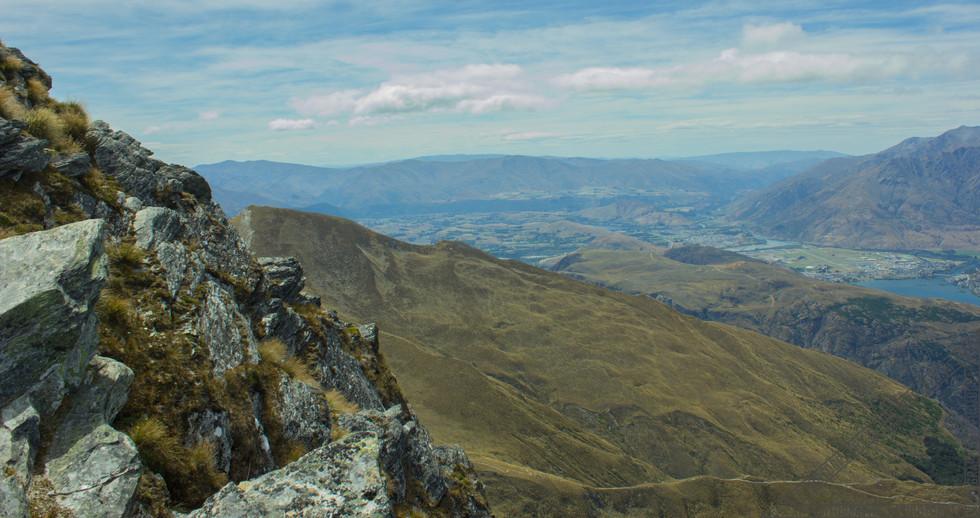 Mount Ben Lomond Queenstown New Zealand NZ107