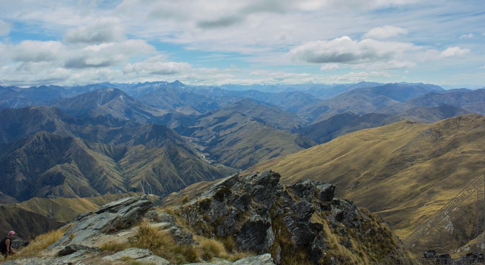 Mount Ben Lomond Queenstown New Zealand NZ098