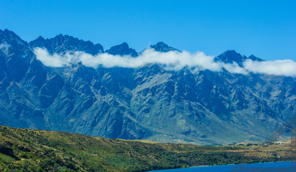 The Remarkables Queenstown New Zealand NZ028