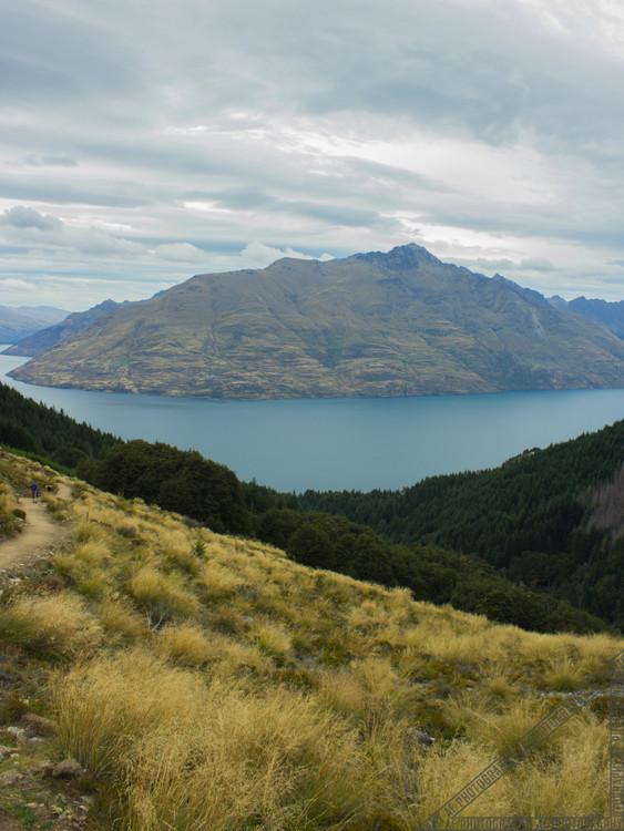 Mount Ben Lomond Queenstown New Zealand NZ093