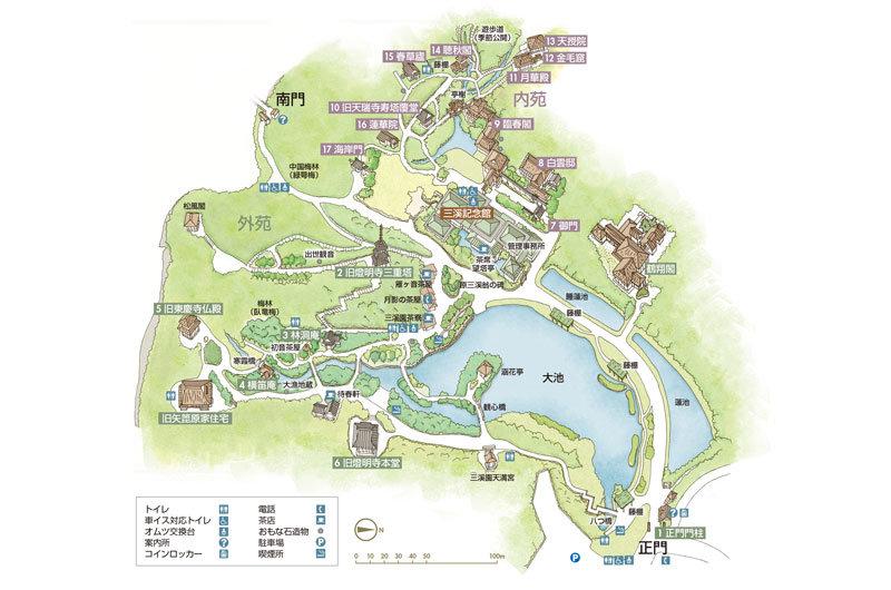 三溪園マップ.jpg