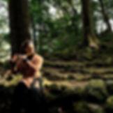 篠笛奏者佐藤和哉のアルバムCD「かなでの旅路」