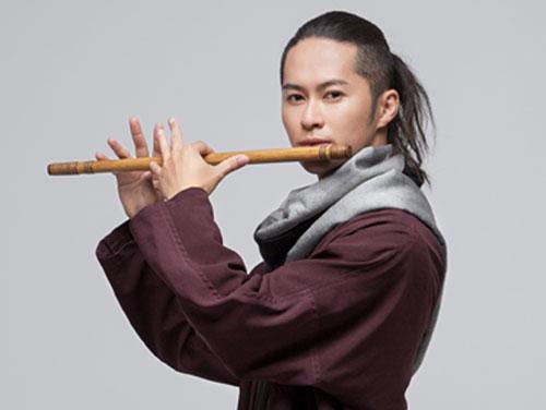 KazuyaSato-Shinobue