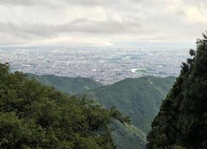 京都「月輪寺・空也の滝」