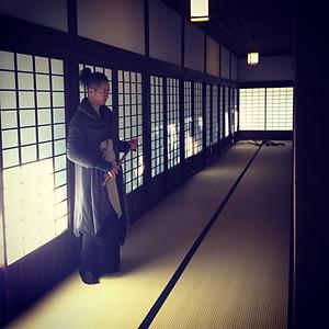 「春慶茶會」東京国立博物館 応挙館