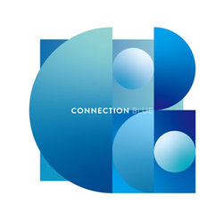 connection-blue