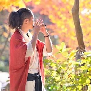 宝満宮竈門神社「もみじ祭り」