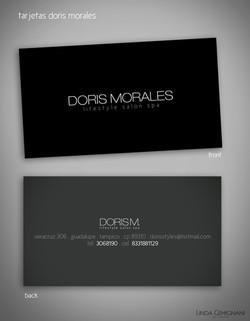 DorisMorales · BusinessCard