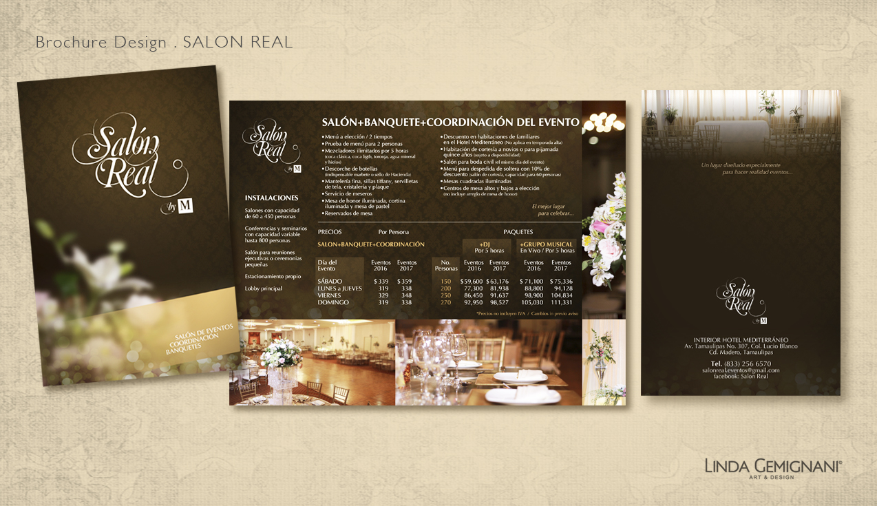 Brochure SALON REAL