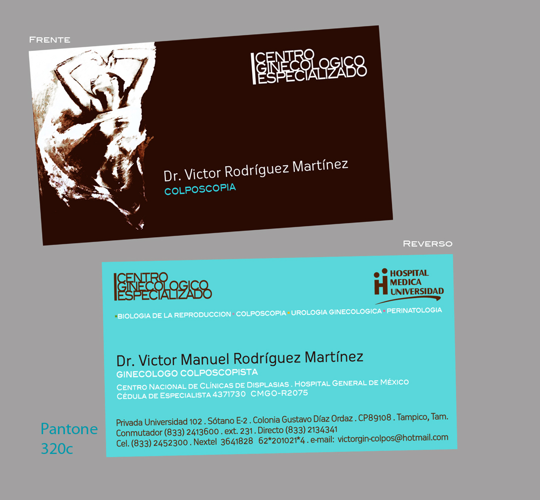 BusinessCard · Dr.VictorRdz
