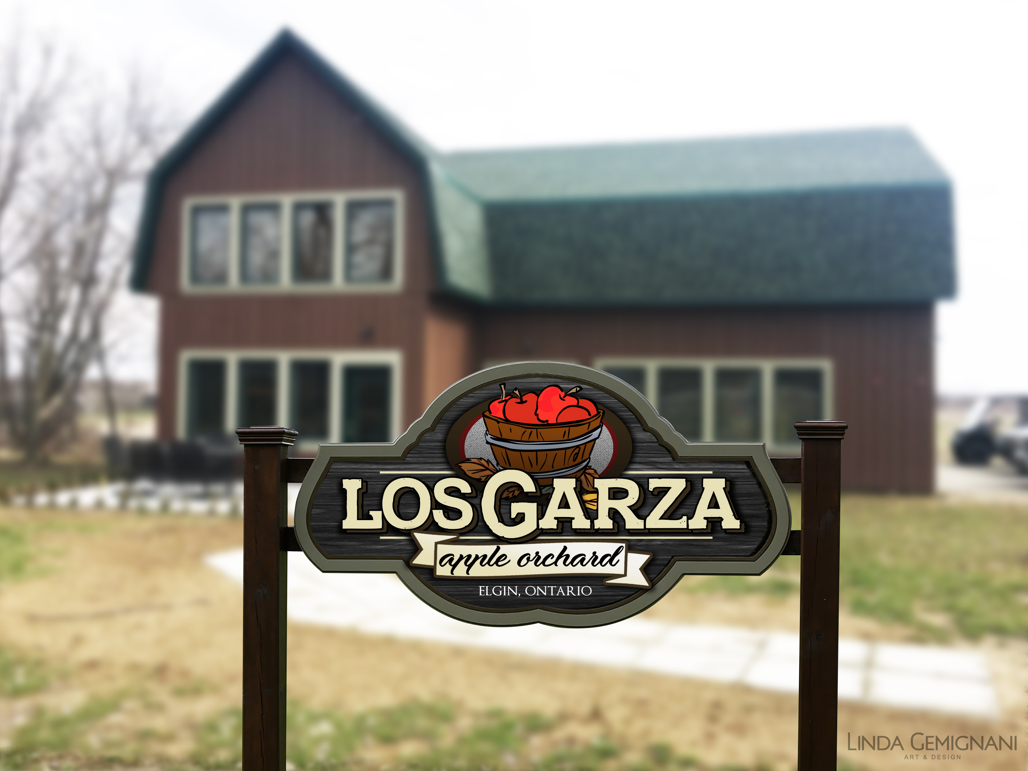 LosGarza · Sign