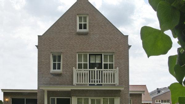 Villa ontwerp Groesbeek