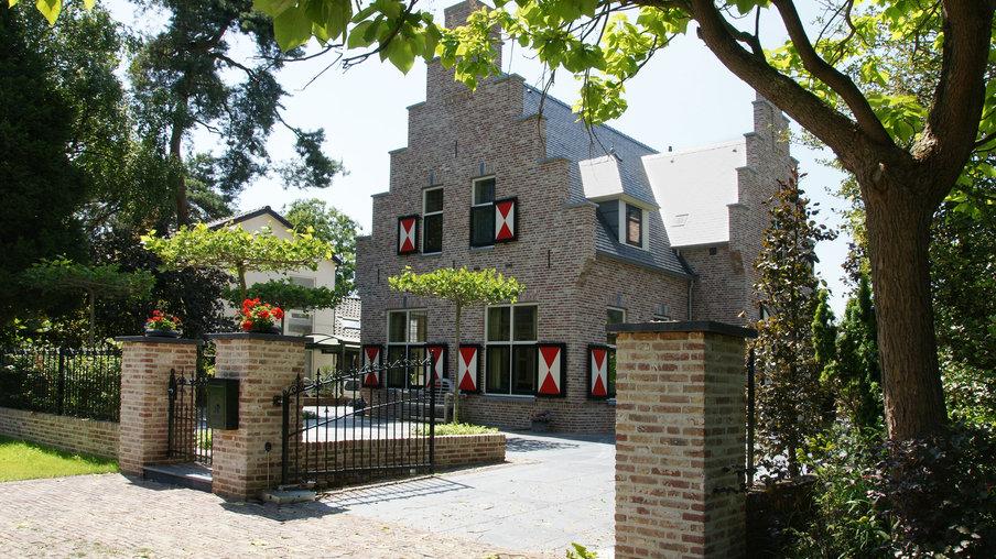 Villa ontwerp Doorn