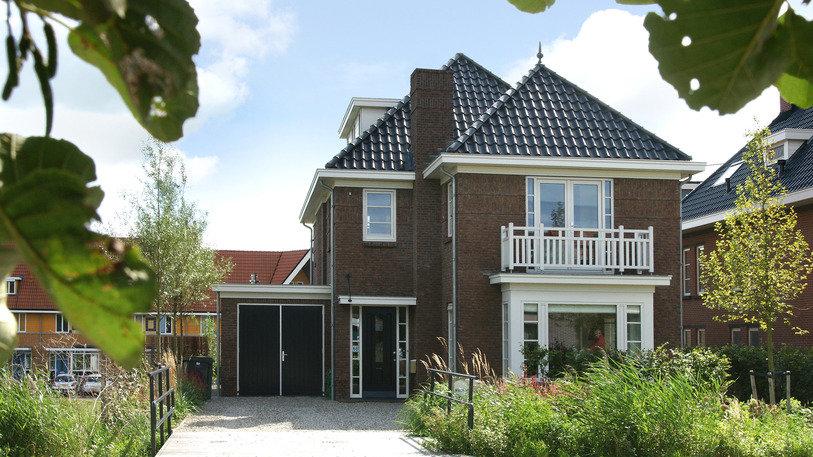 Villa ontwerp Amstelveen