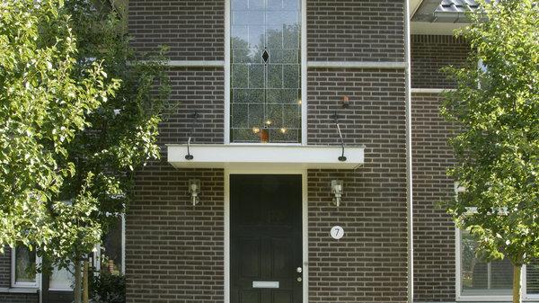 Villa ontwerp Zwolle