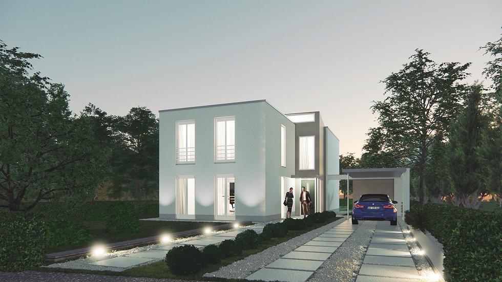 Villa ontwerp Almere Poort