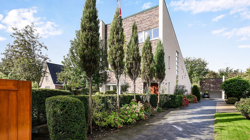 Villa ontwerp Almere
