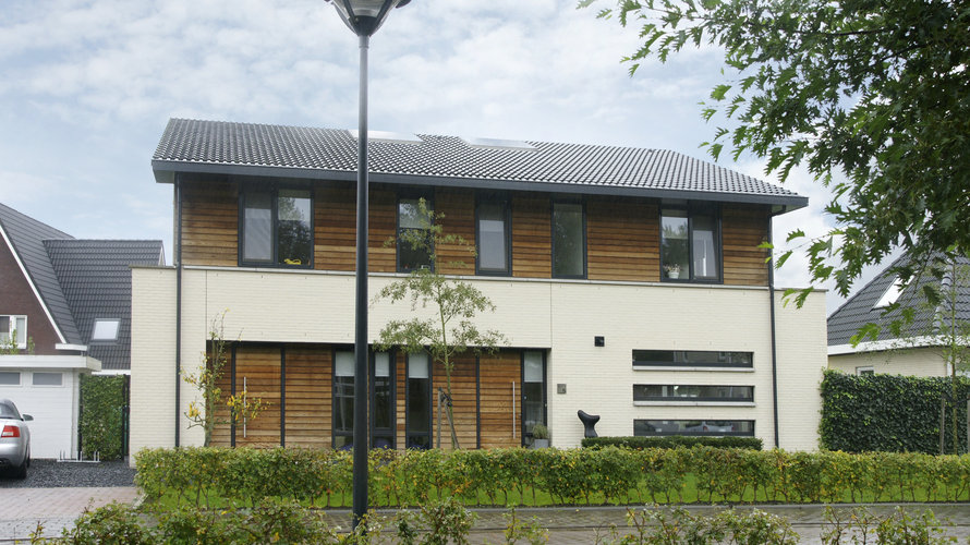 Villa ontwerp Roosendaal