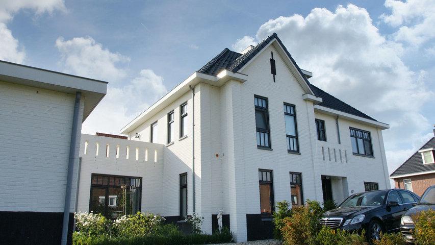 Villa ontwerp Berkel en Rodenrijs