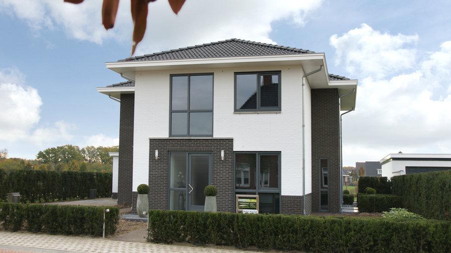 Villa ontwerp Aalten