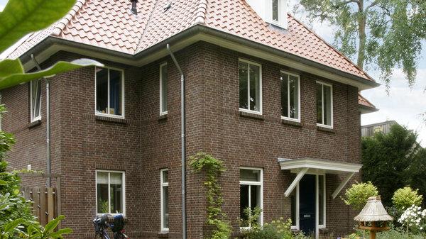 Villa ontwerp Bilthoven