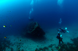 diving dalmatia