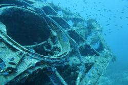 Scuba diving on Pelješac