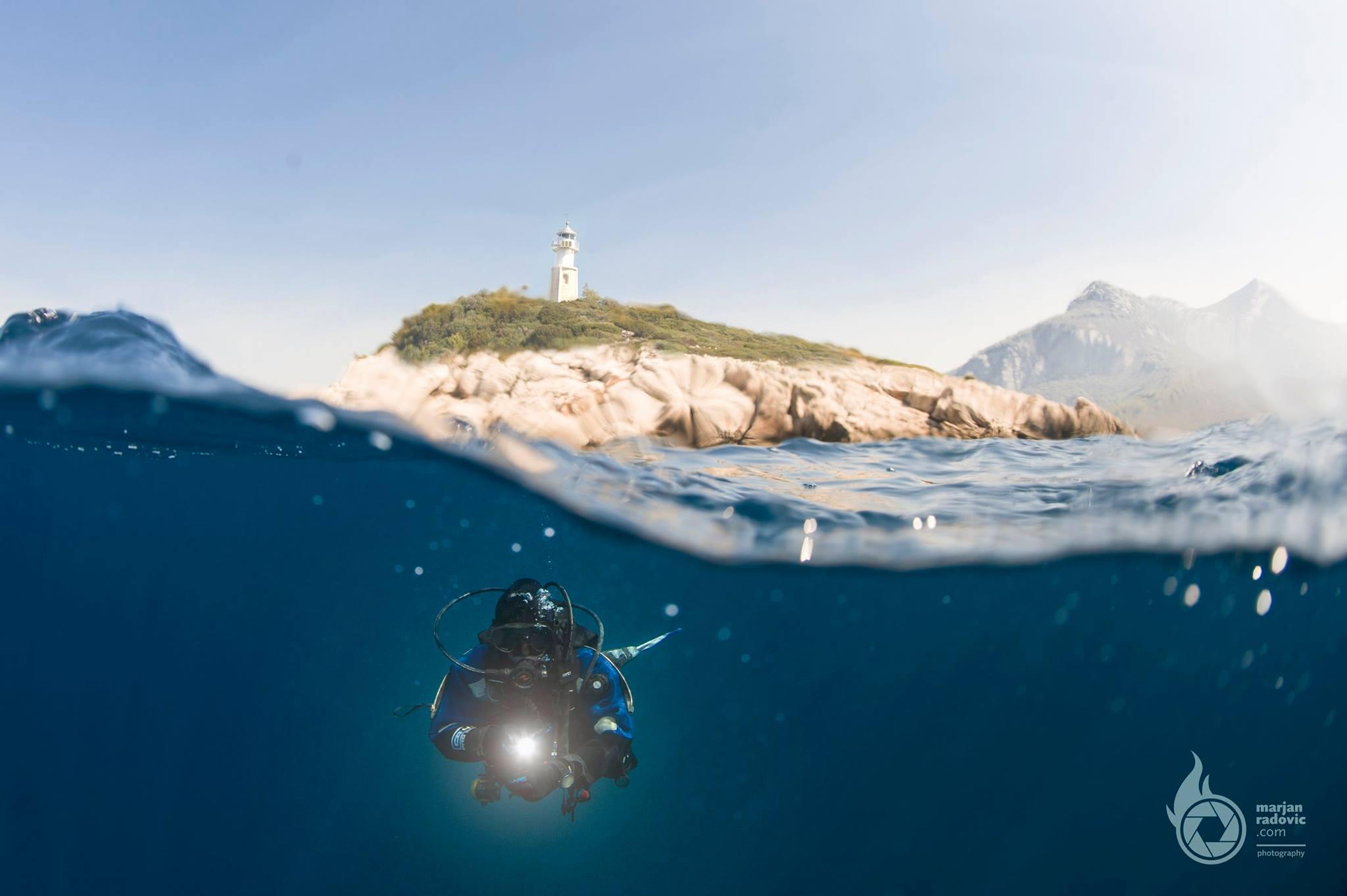 Dragan Lopin Apartments | Diving Centre Zuljana