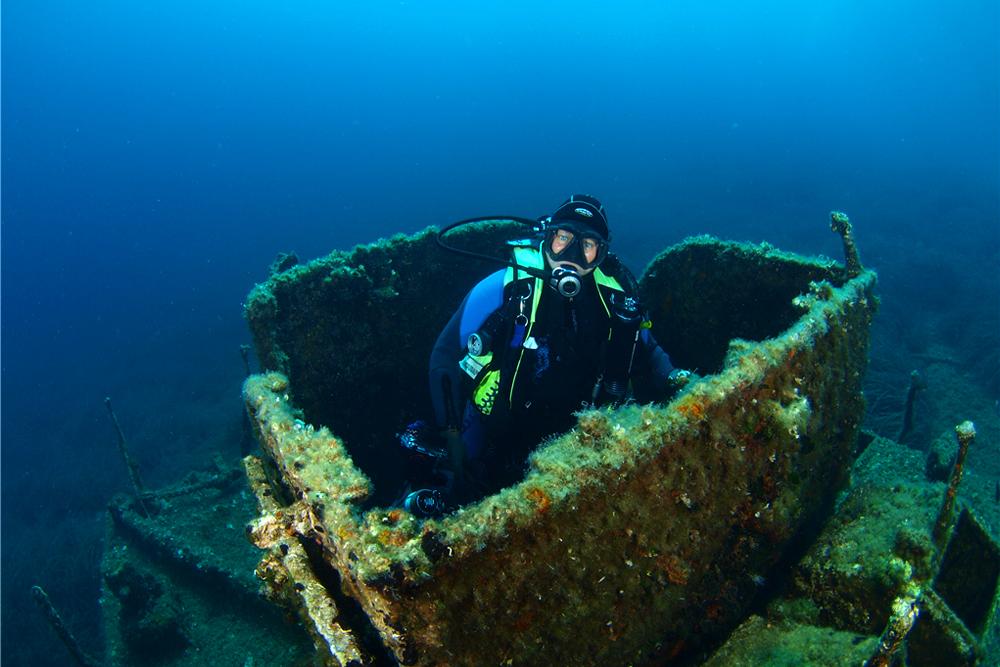 S-57 Diving Zuljana