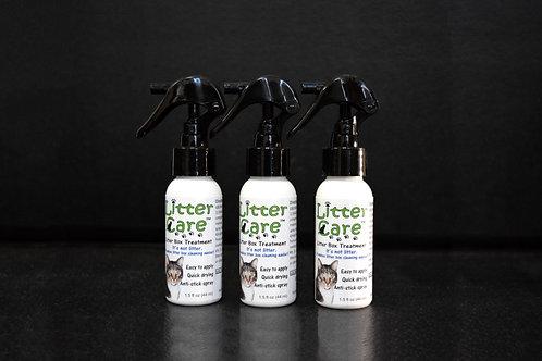 Litter Care - Litter Box Treatment 3 x 1.5 oz