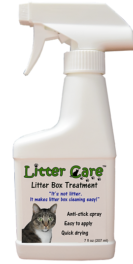 Litter Care, Litter Box Treatment
