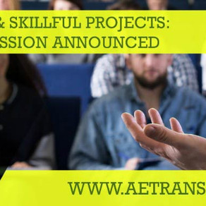 ALLIANCE and SKILLFUL Projects announce special session at ETC 2018