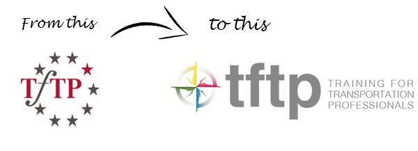 New tftp logo - transport planning training courses uk