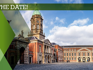 ETC 2018 in Dublin from 10-12 October - Save the date!