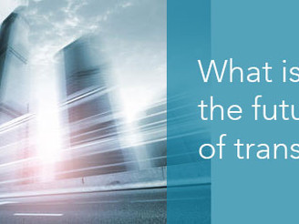 Transport planning skills for the future - what do we need?
