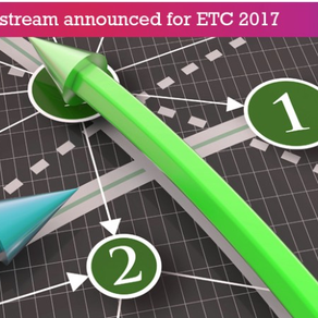 Transport Modelling stream announced for this years ETC 2017