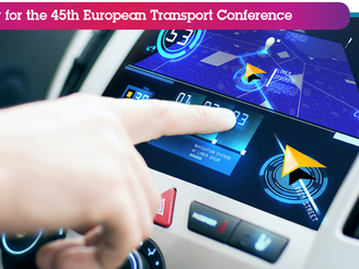 Intelligent Mobility, Management and Operations stream announced for this years ETC 2017