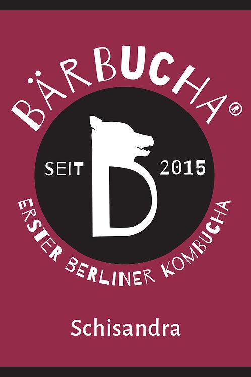 Schisandra Bärbucha Kombucha (350 ml)