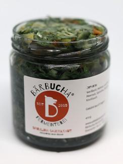 Spirulina Sauerkraut