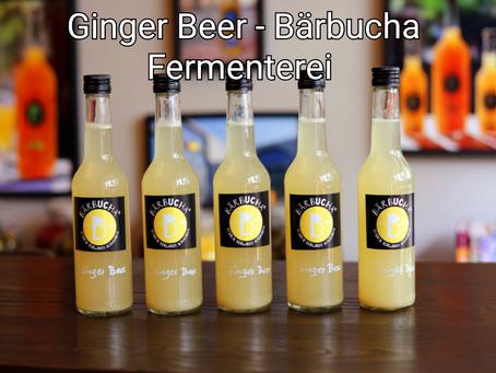 Ginger Beer - Bärbucha Fermenterei