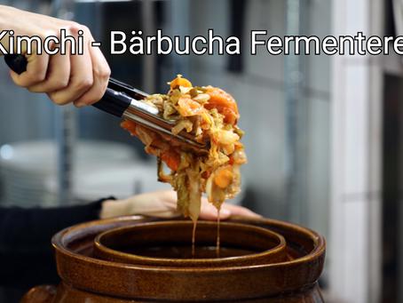 Vegan Kimchi by Bärbucha Fermenterei!