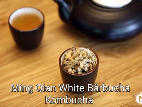 Ming Qian White Bärbucha Kombucha