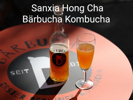 Sanxia Hong Cha Bärbucha Kombucha