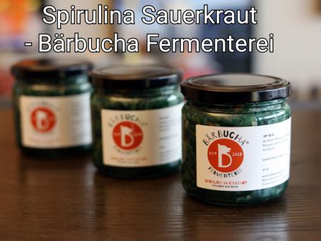 Spirulina Kraut - Bärbucha Fermenterei