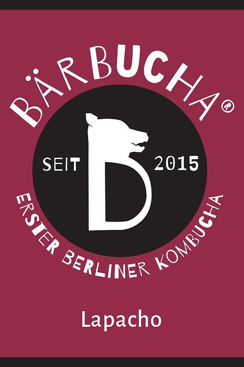 Lapacho Bärbucha Kombucha (350 ml)