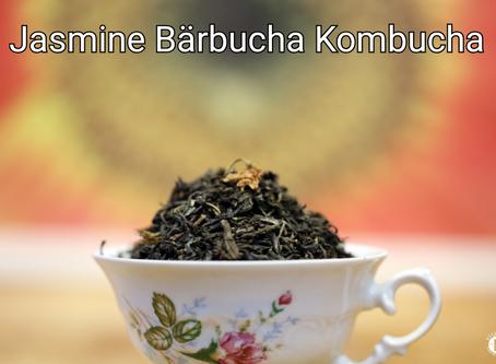 Jasmine Bärbucha Kombucha