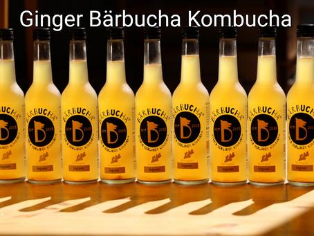 Ginger Bärbucha Kombucha