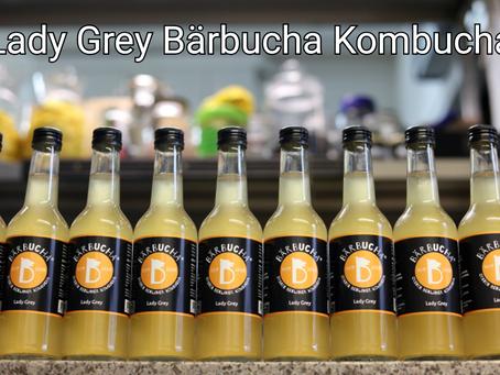 Lady Grey Bärbucha Kombucha